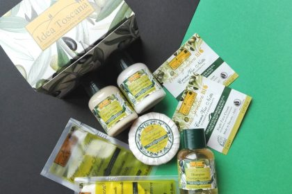 Idea Toscana: cosmetici all'Olio di Oliva Toscano