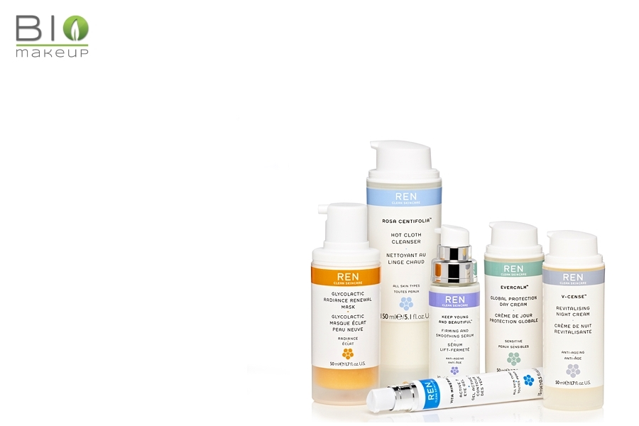 """I miei """" Must Have """" Ren Skin Care!"""