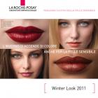 """Con il """" Winter Look 2011 """" La Roche Posay ritiri il tuo kit di pennelli in omaggio!"""