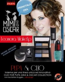 I miei acquisti Clio for Pupa: Mimi & Oscar Limited Edition!