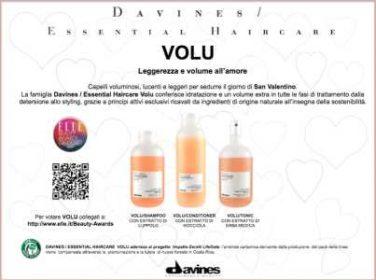 Davines Volu: dai volume ai tuoi capelli!
