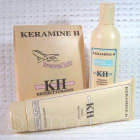 Keramine H: recensione prodotti per l'hair care