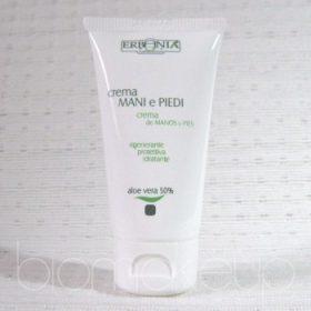 Erbania Crema Mani e Piedi 50% Aloe