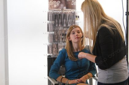 """My Sweet Make-up"" evento al Cosmoprof di Beauty Time con Alicelikeaudrey"