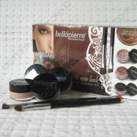 Bellàpierre : recensione Get the Look Kit
