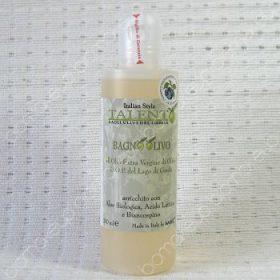 Bagno Olivo: dagli ulivi del Garda il bagnodoccia biologico