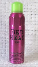 Headrush Bed Head: spray lucidante per capelli lucenti e brillanti