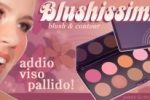 Palette Blushissimi Neve Make-up