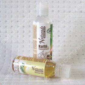 Naturado En Provence: doccia schiuma alla Banana e crema corpo al Karité