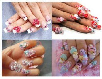 Nail art giapponese: la strada per essere alla moda