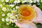 Shampoo per cuti sensibili homemade
