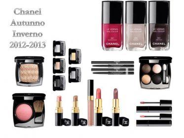 Les Essentiels Chanel: nuovi trend make-up 2012-2013