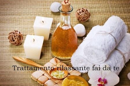 Sali Da Bagno Rilassanti : Trattamento rilassante fai da te biomakeup
