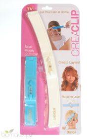 CREACLIP: come tagliarsi da sole i capelli