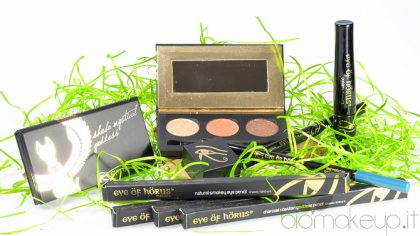Eye of Horus: review nuove palette