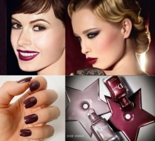 Make up e colori moda autunno inverno 2013