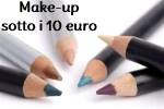Make-up bio senza i 10 euro