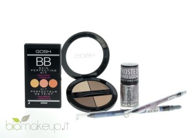 Review prodotti make up Gosh
