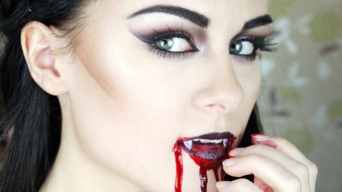 Il trucco Halloween bio ed un premio per voi CHIUSO – Bio Makeup 4200491665d5