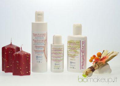 I prodotti Bioregit per la cura del corpo
