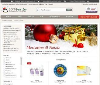 Tutte le news dal mercatino di Natale di Ecco Verde