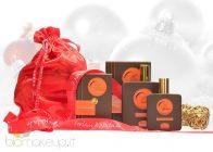 Idee regalo di Natale Helan in erboristeria