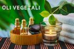 Oli vegetali cosmetici