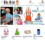 Bibabebi: negozio online di prodotti per bambini