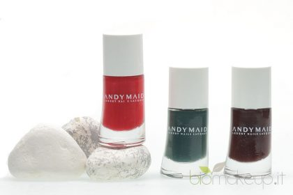 Review smalti per unghie Andy Maid