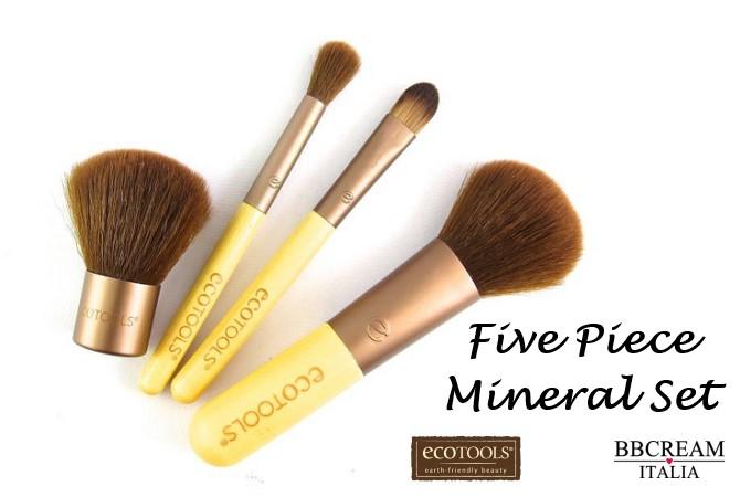 Five Piece Ecotools
