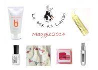 Presentazione La box de Louise di Maggio