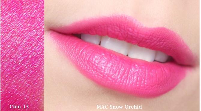 Snow Orchid Mac