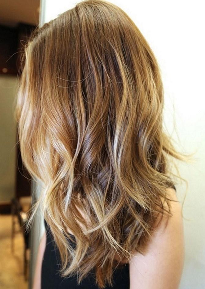 riflessante capelli