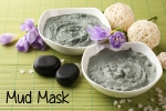 Mud Mask fai da te per la pelle grassa