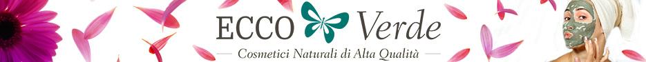 Ecco Verde: cosmetici naturali di alta qualità