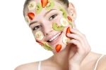 Maschera viso idratante fai da te, con la frutta!