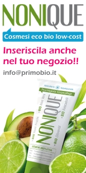 Nonique, cosmesi ecobio low cost