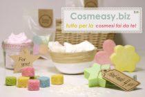 Cosmeasy: nuovo sito di materie prime cosmetiche!