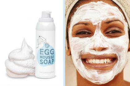 Maschera viso all'Uovo anti-imperfezioni, fai da te!
