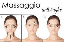 Massaggio viso antirughe: ecco come si fa!