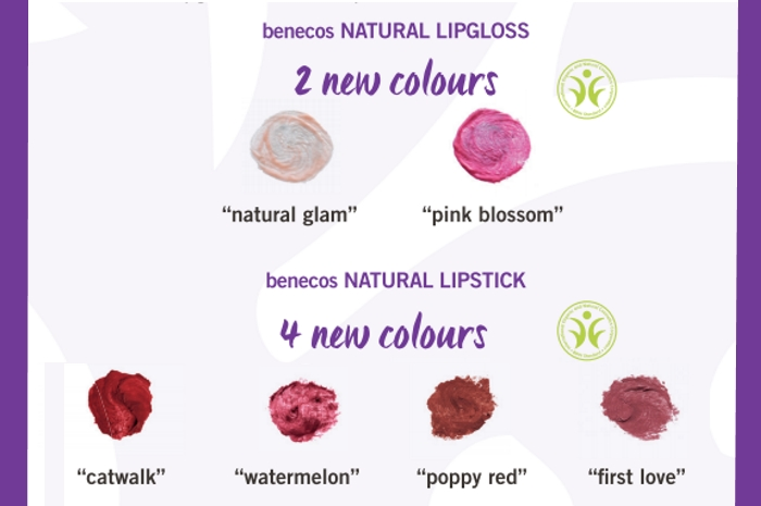 benecos make up lipgloss