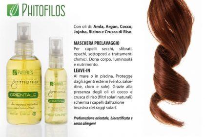 Novità per capelli: impacco Phitofilos Armonia!