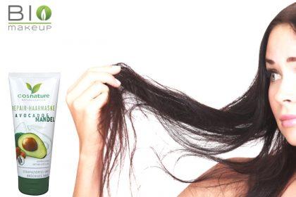 Review maschera capelli secchi bio TOP!