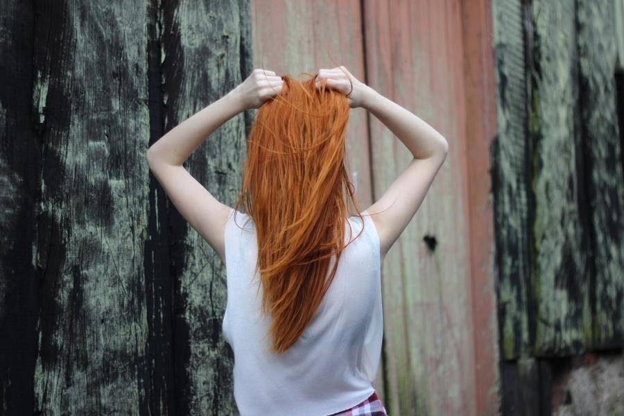 maschera capelli rovinati - cheratina vegetale capelli