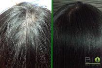 Come coprire i capelli bianchi con le erbe tintorie?