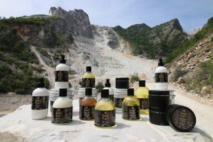 Cosmetici con Marmo di Carrara: testati per voi!