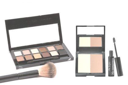 Review palette contouring e mascara per sopracciglia Lepo!