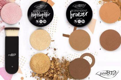 Nuovi bronzer e illuminanti PuroBio Cosmetics!