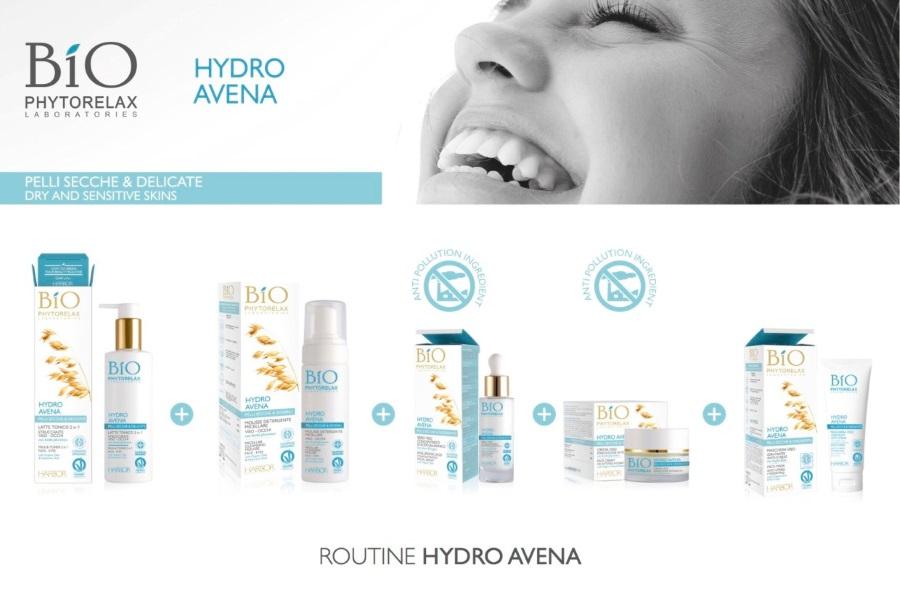 Phytorelax HydroAvena: prodotti bio da supermercato per la pelle secca!