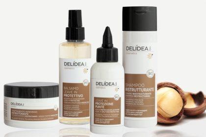 Nuova linea capelli Delidea (da Tigotà e online)